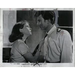 1955 Press Photo Julie Harris I Am A Camera Actress - RRW00823