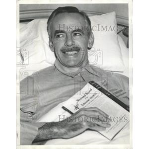 1937 Press Photo Eugene Oneil America Playwright Nobel - RRX87331