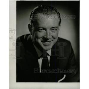 1964 Press Photo Hugh Downs American Actor. - RRW80921