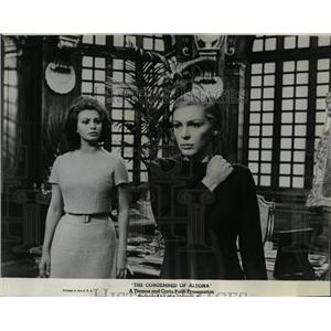 1963 Press Photo Italian Actress Sophia Loren - RRW08099
