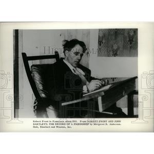 1915 Press Photo Robert Forest Franconia John Bartlett - RRX44369