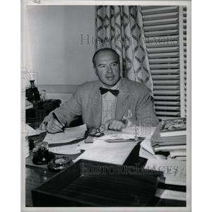 1955 Press Photo John Houseman American Actor Producer - RRX32469