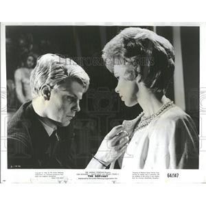 1964 Press Photo Wendy Craig Dirk Borgarde Actors