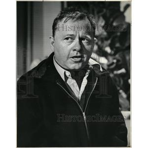 1961 Press Photo American Entertainer Mickey Rooney - RRX70227