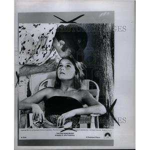1976 Press Photo Tatum Neal American Actress Best Film - RRX60415