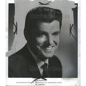 1968 Press Photo Keefe Brasselle - RRW45739