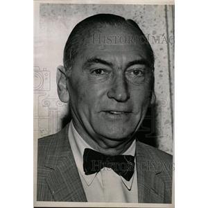 1967 Press Photo Lewis Cotlow Actor - RRW19793