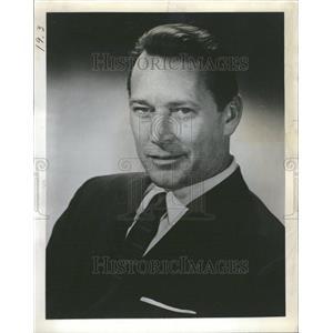 1957 Press Photo Jess Barker Film TV Actor Chicago - RRV77681
