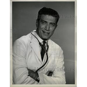 1965 Press Photo Joseph Campanella (Actor) - RRW20215