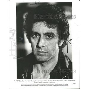 1980 Press Photo Al Pacino - RRW42975