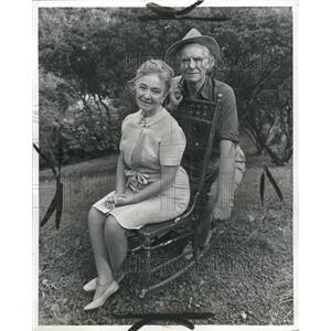 1966 Press Photo Helen Hayes (Actress) - RRW33403