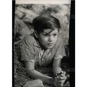 1951 Press Photo Jeremy Spencer Actor - RRW97259