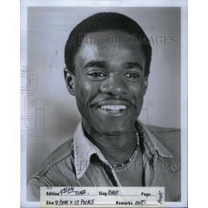 1976 Press Photo Glynn Russell Turman American Actor - RRX49241