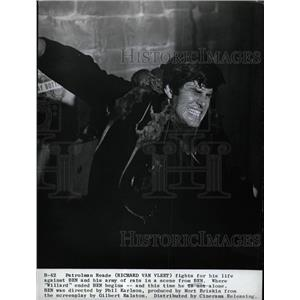 1972 Press Photo Richard Van Vleet Ben - RRX65669