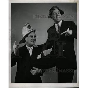 1952 Press Photo Willie Hartzell English Actor - RRW12767