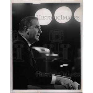 1968 Press Photo Ed McMahon Actor TV Radio Personality - RRW12859