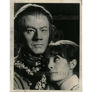 1967 Press Photo The Warlord I Spy Episode Actors Culp - RRW20547
