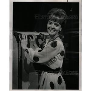 1964 Press Photo Florence Henderson Actress - RRW18657