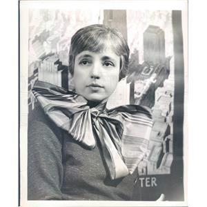 1936 Press Photo Radio Hostess Claudine Macdonald of Woman's Radio - ner24291
