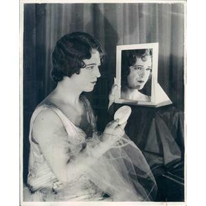 1930 Press Photo Prima Donna Ms Frederic Howard - ner3065