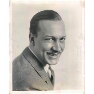 1931 Press Photo Louis Witten of CBS - ner33319