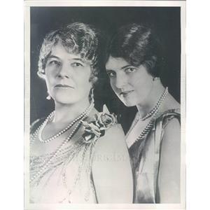 1928 Press Photo NYC Metropolitan Opera Singer Louise Homer - ner34575