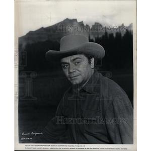1956 Press Photo Ernest Borgnine American actor - RRW18887