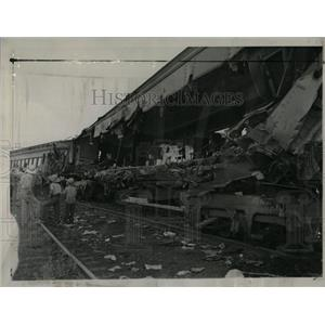 1944 Press Photo Colorado Santa Fe sliced Knife Cheese - RRX61649
