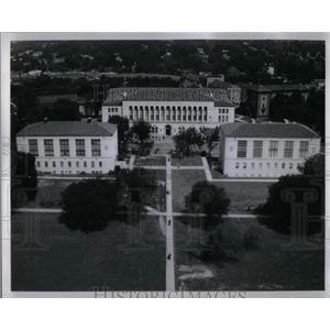 Undated Press Photo Complex Building Center Campus Catholic University - RRX51937