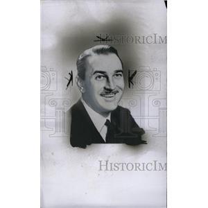1955 Press Photo Lee Bownman American Film TV Actor - RRW72637