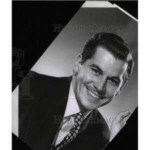 1947 Press Photo Ronald Randell American Film Actor - RRW95857
