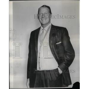 1959 Press Photo Actor Joel McCrea - RRX32773