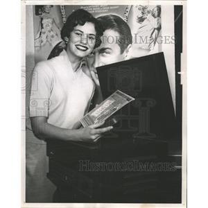 1954 Press Photo The Glenn Miller Story Anthony Mann - RRX86991
