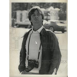 1978 Press Photo Lloyd Vernet Beau Bridges III American - RRW14751