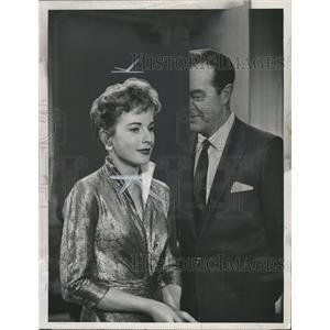 1959 Press Photo Coleen Gray American movie actress - RRW30441