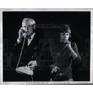 1972 Press Photo Hans Conried American Film Actor - RRX53857