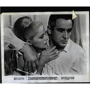 1967 Press Photo Actor Vittorio Gassman & Virni Lisi - RRW07511