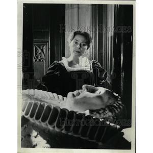 1967 Press Photo Actress Siobhan McKenna - RRW13759