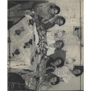 1935 Press Photo Jail Margeret Hughes Women Harry Lang - RRX95373