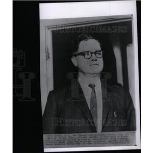 1962 Press Photo Circuit Judge W. O'Barr of Okolona - RRY70829