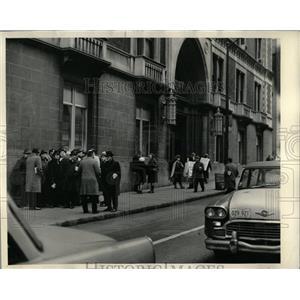 1966 Press Photo Illinois Bell Telephone cluster Action - RRW65315