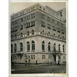 1937 Press Photo Mine Workers Union - RRX71983