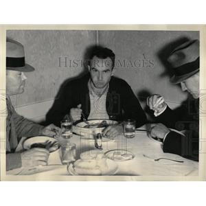 1933 Press Photo Thomas H Thurmond Kidnappers - RRW05801