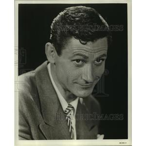 1952 Press Photo George Dunn, actor, humorist and vaudeville performer.