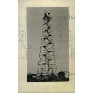 1946 Press Photo Radio Beam Soon Telegram Wire Program - RRW75609