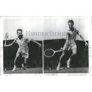 ca. 1950 Press Photo Bitzy Grant Tennis Player - RRQ05747