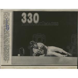 1975 Press Photo Royals Freddie Patek Twists Ankle - RRQ01639