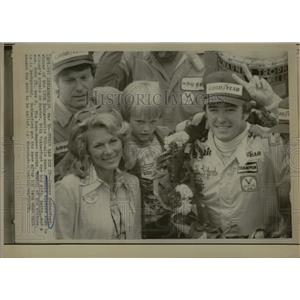 1976 Press Photo Johnny Rutherford - RRQ02039