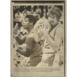 1976 Press Photo Cincinnati VS Louisville - RRQ03953