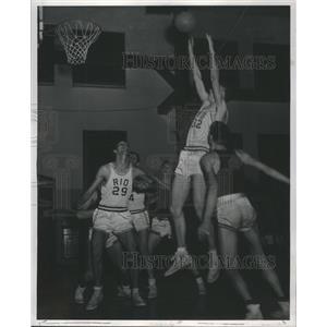 Press Photo Bill Frosken Basketball - RRQ04209